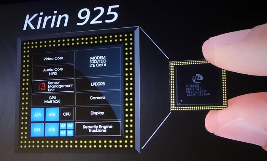 Процессор HiSilicon Kirin 925 (Huawei)
