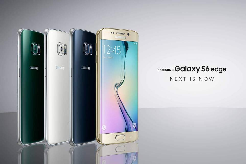 Samsung galaxy S6 edge купить