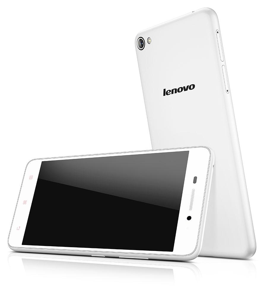 Lenovo S60 белый (Pearl White)