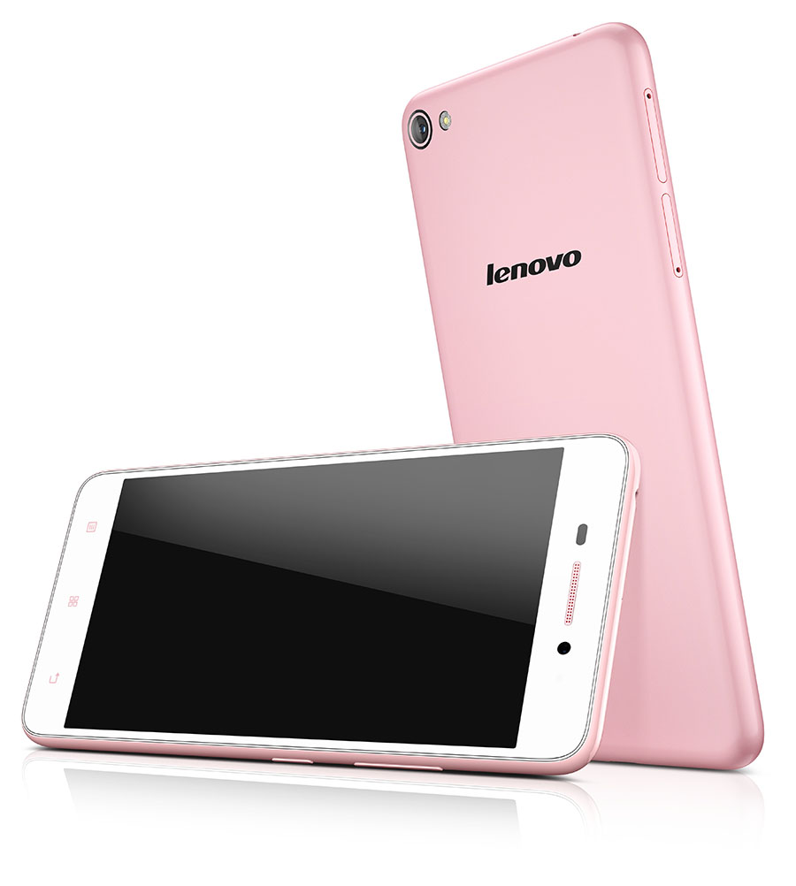 Lenovo S60 розовый (Candy Cotton)