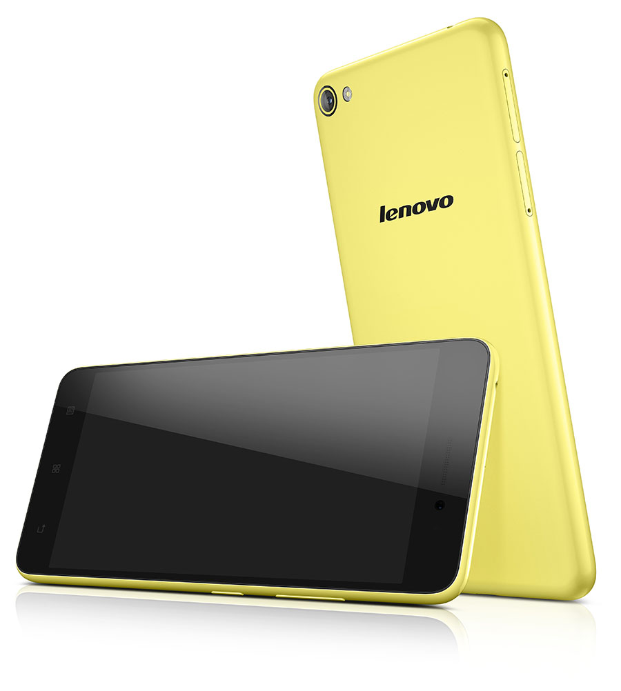 Lenovo S60 (Laser Yellow)