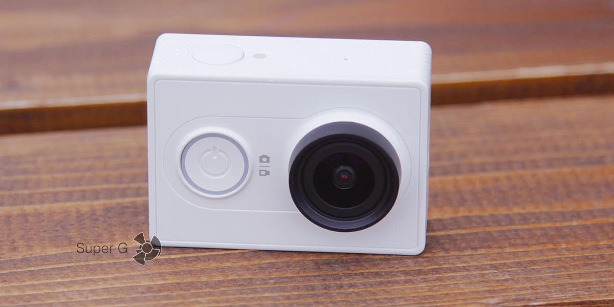 Отзывы и цена на камеру Xiaomi Yi Camera