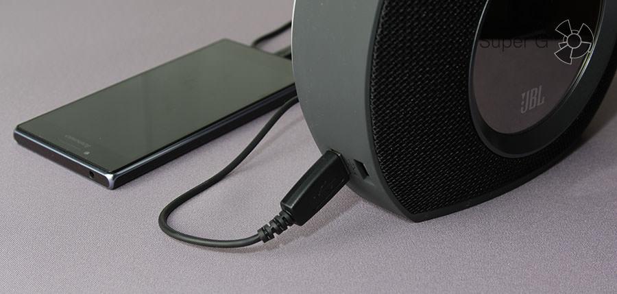 USB-порты для подзарядки устройств