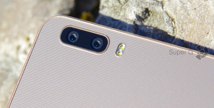 Двойная камера в Huawei Honor 6 Plus