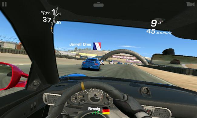 Real Racing 3 в Samsung Galaxy Star Advance SM-G350E