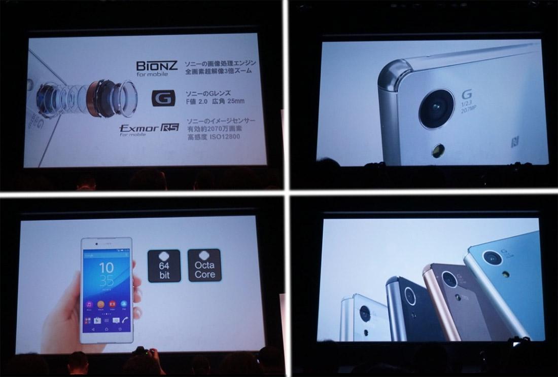 Sony Xperia Z4 Характеристики