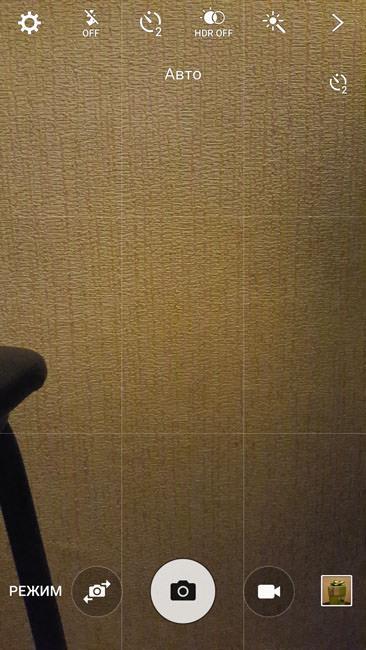 Видоискатель камеры Samsung Galaxy S6 Edge