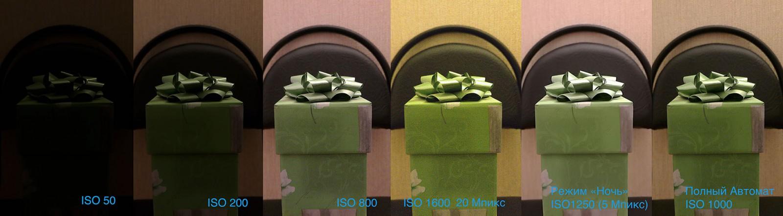 Тест ночной съемки на Meizu MX4 Pro