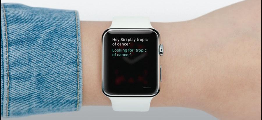 Управление воспроизведением при помощи Siri