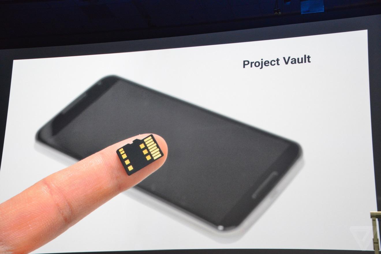 Google Porject Vault