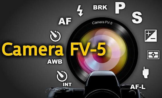 Camera FV-5 Скачать для Android