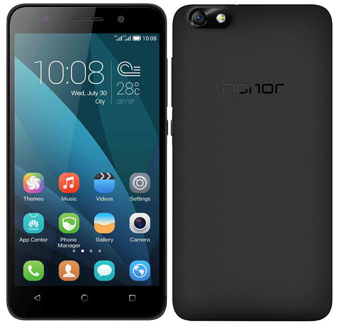 Huawei Honor 4X Black Черный