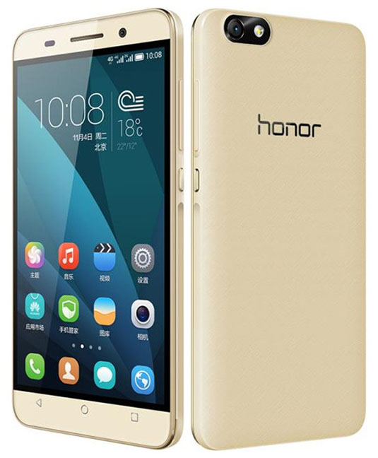 Huawei Honor 4X Gold Золотой