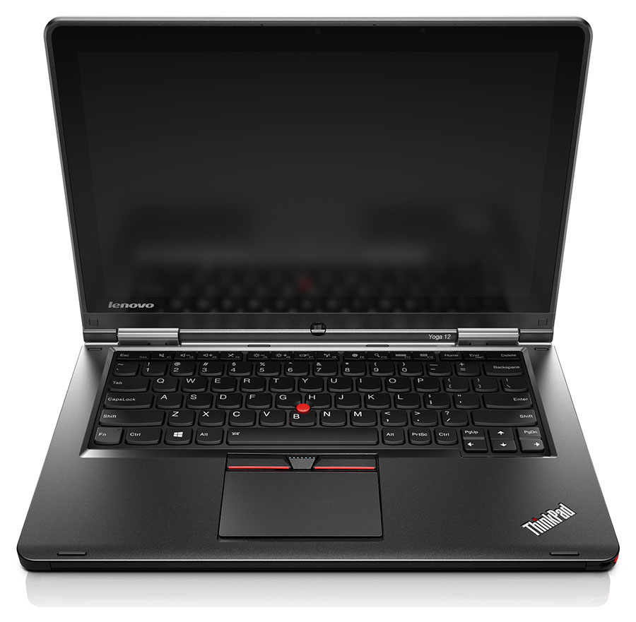 Lenovo ThinkPad Yoga 12 (спереди)