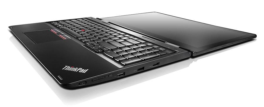 Lenovo ThinkPad Yoga 15 (экран раскрыт на 180 градусов)