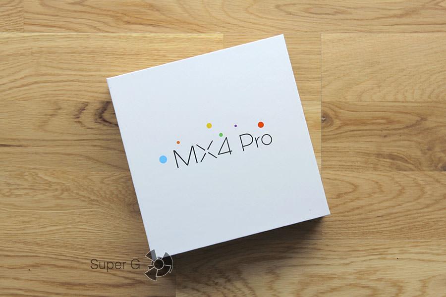 Коробка Meizu MX4 Pro