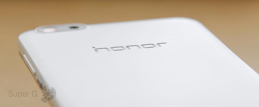 Поверхность задней крышки Huawei Honor 4X