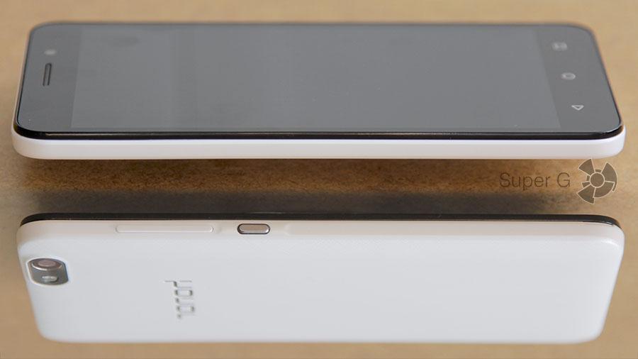 Боковые грани Huawei Honor 4X