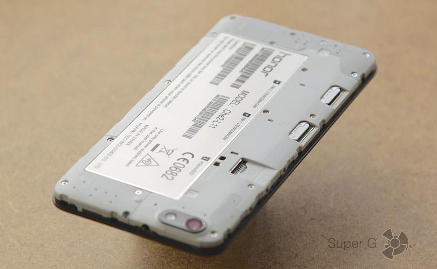 Несъемный аккумулятор (батарея) Huawei Honor 4X
