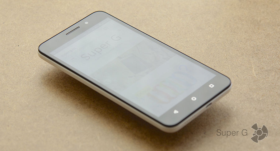 Отзыв Huawei Honor 4X