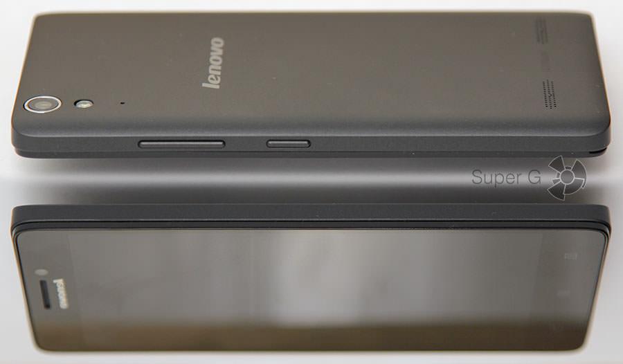 Lenovo A6000 характеристики