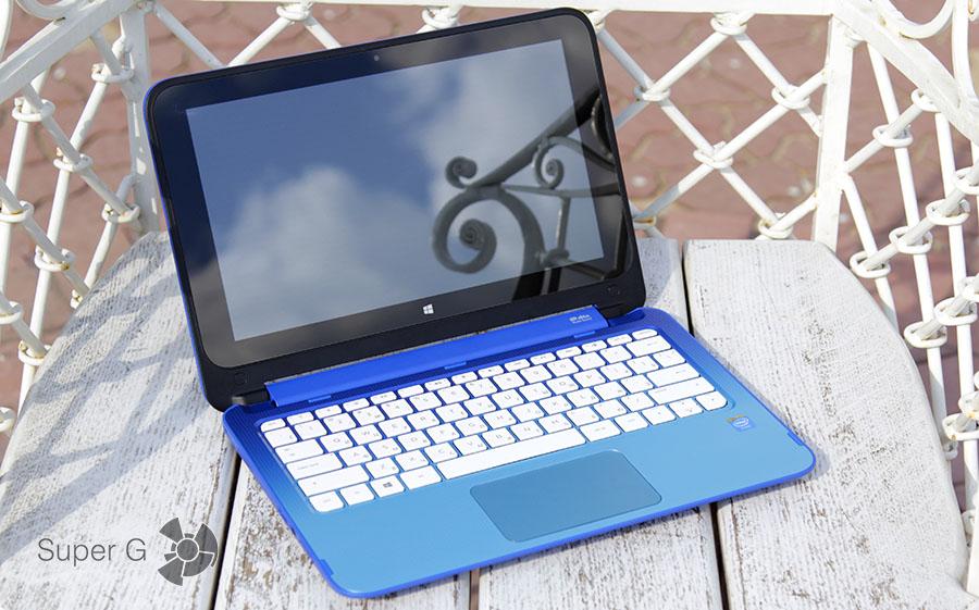 Ноутбук HP Stream x360