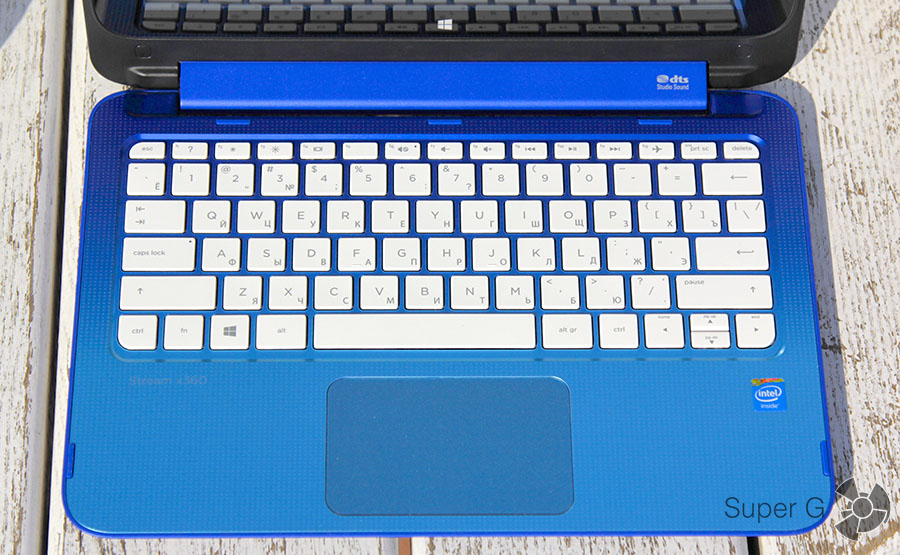 Клавиатура HP Stream x360