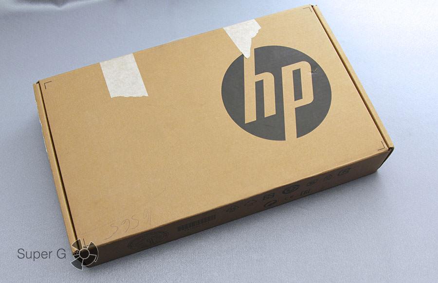 Коробка HP Stream x360