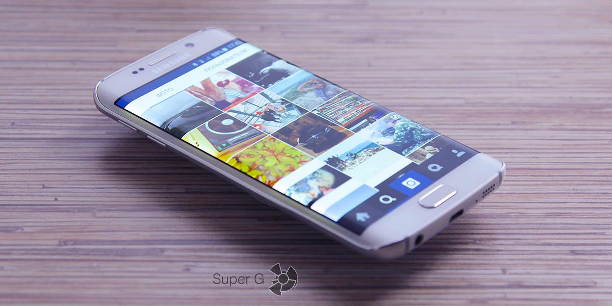 Обзор и отзыв о реальной эксплуатации Samsung Galaxy S6 Edge