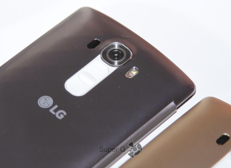 Задняя крышка защитного чехла для LG G4