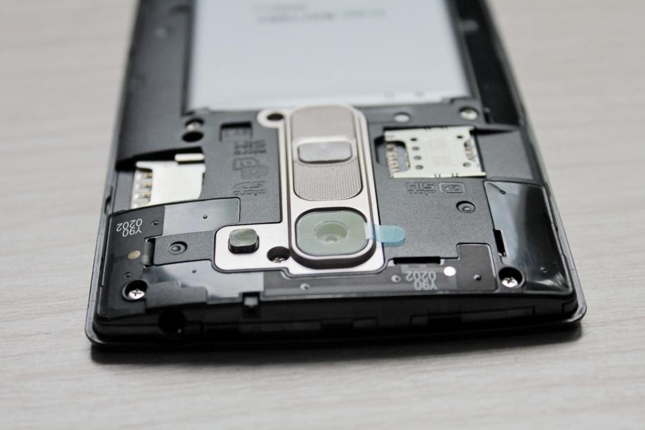LG Magna SIM