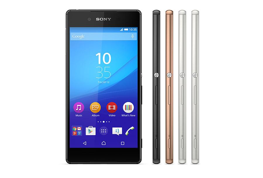 Sony Xperia Z3+ все цвета