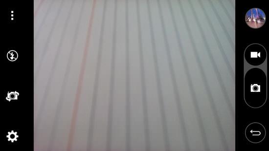 Интерфейс видоискателя в камере