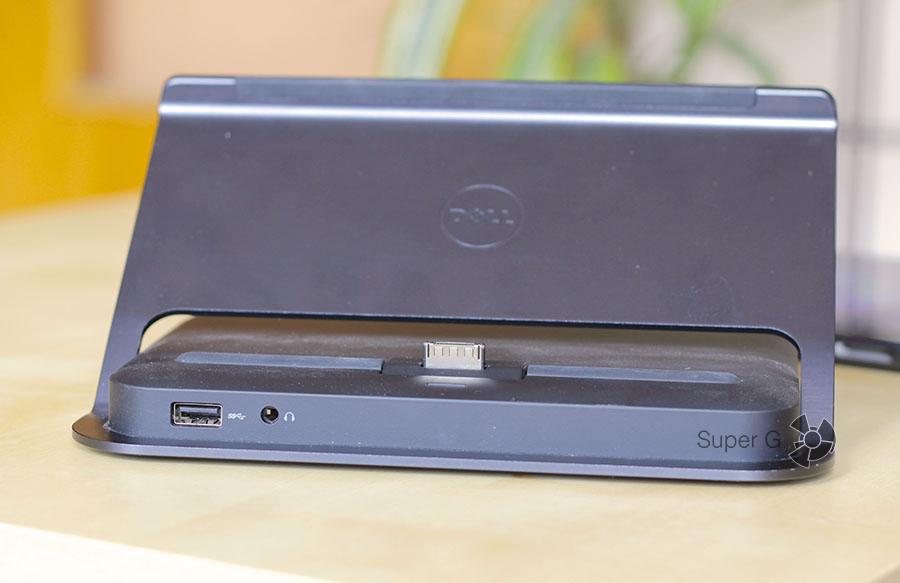 Разъемы док-станции для планшета Dell