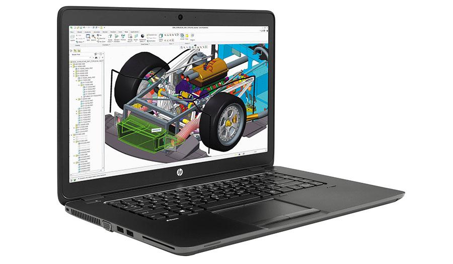 Портативный ноутбук HP ZBook 15u G2