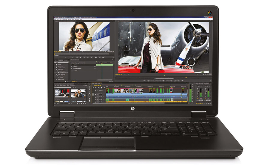 Самый серьезный ноутбук HP ZBook 17 G2