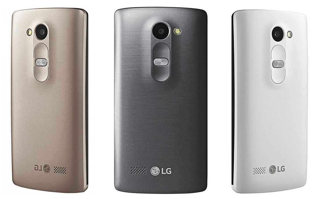 LG Leon Gold Black White Золотой Черный Белый