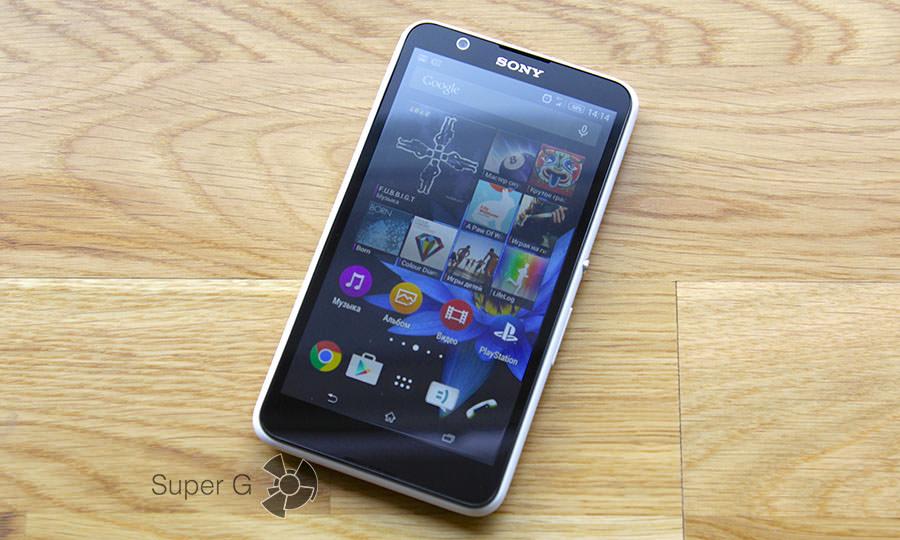 Sony Xperia E4 купить