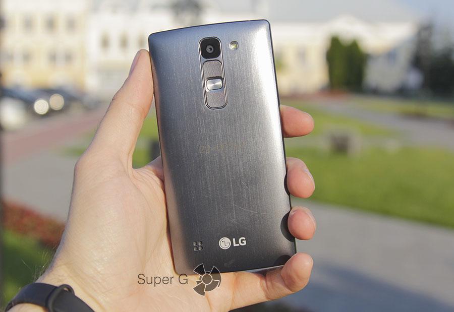 LG Spirit в руках