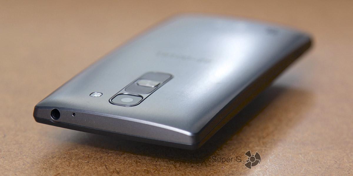 Обзор смартфона LG Spirit