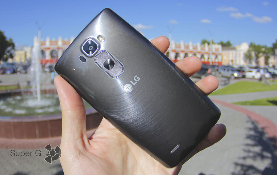 Задняя спинка LG G Flex 2