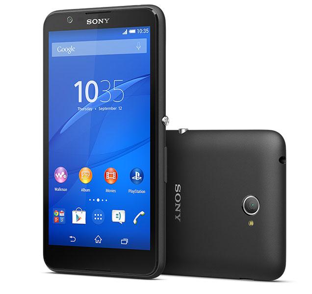 Sony Xperia E4 Черный (Black)