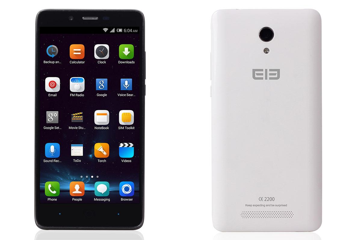 Обзор основных характерстик Elephone P6000 Pro
