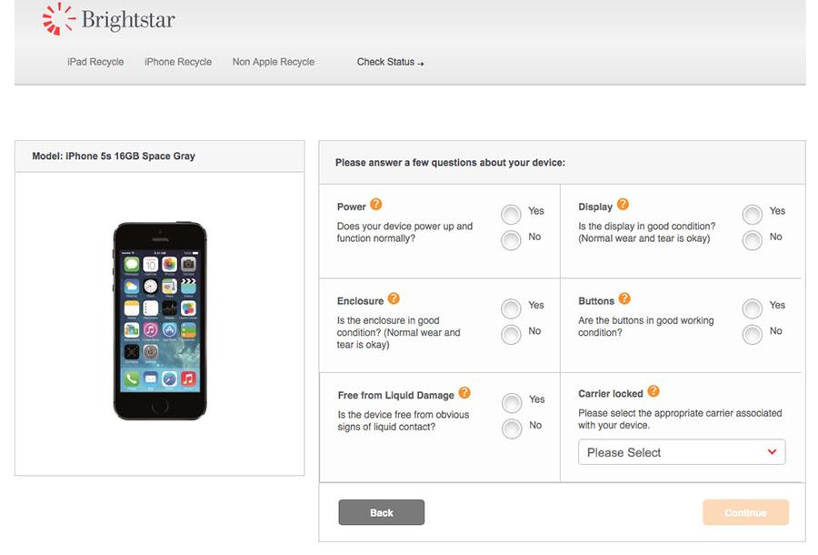 Программа восстановления iPhone от Apple и Brightstar