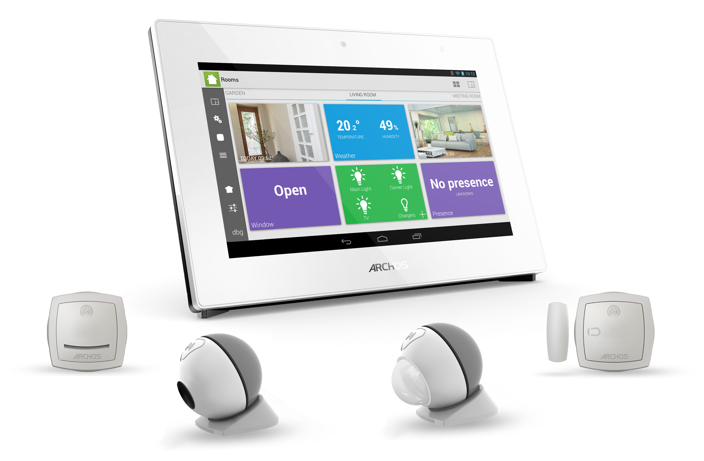 Archos Smart Home Starter Pack
