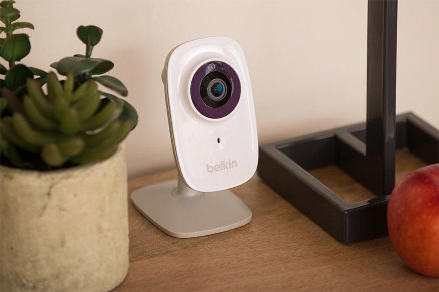 Belkin NetCam HD+ Wi-Fi Camera