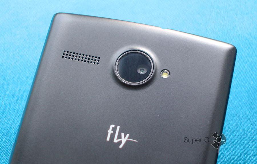 Основная камера Fly Nimbus 3 FS501