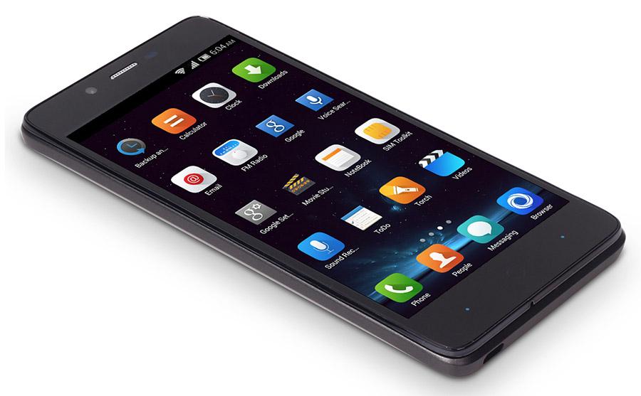 Elephone P6000 Pro черный Black