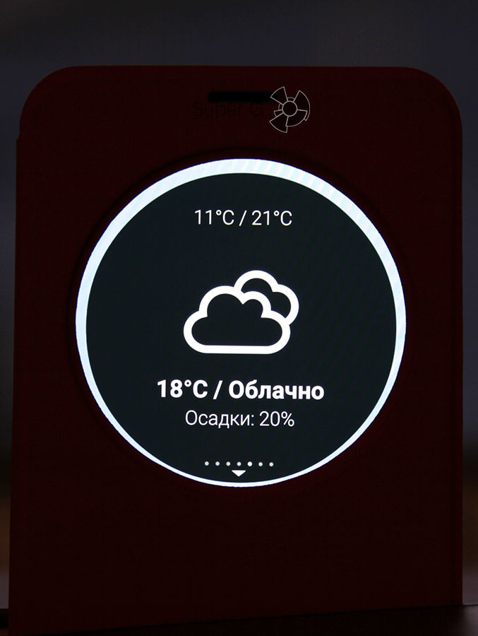 Погода Asus Zenfone 2 ZE551ML