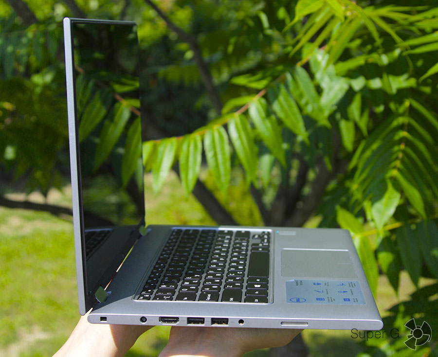 Dell Inspiron 13 7347 в режиме ноутбука